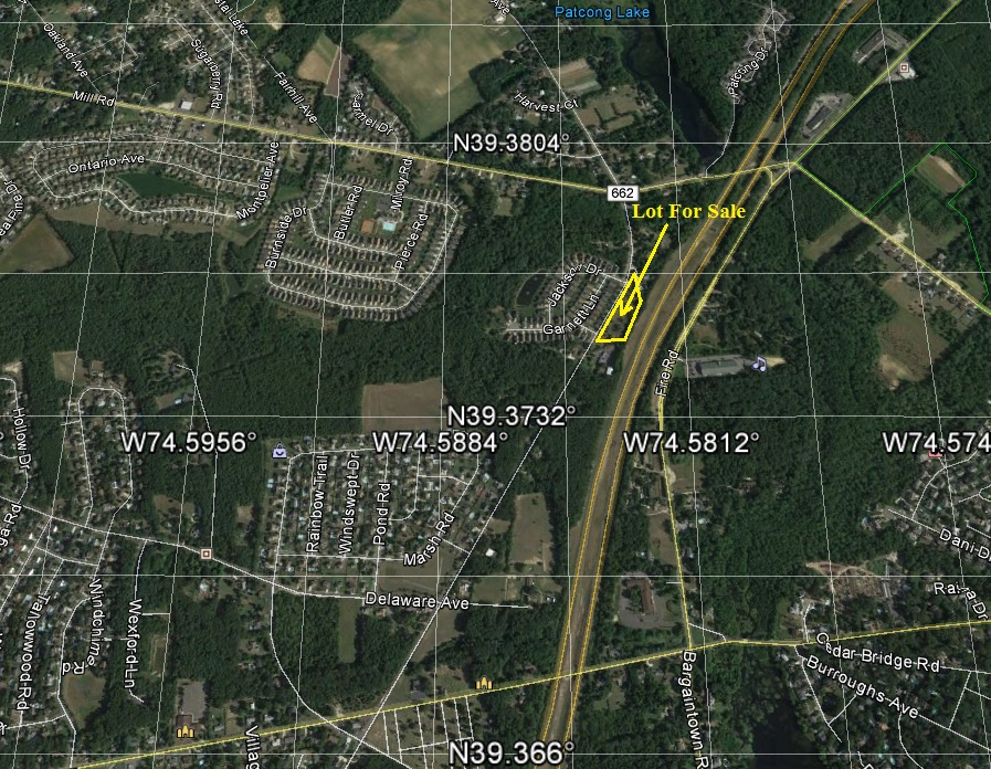 Egg Harbor Township New Jersey Land For Sale Acres NJ