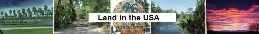 Land in the usa for sale Landintheusa Florida recreational land