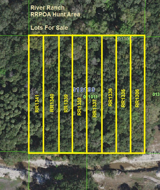 River Ranch Acres Access Hunt Lot for sale