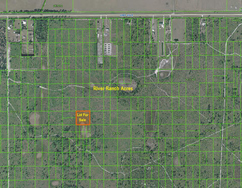River Ranch Acres Land Lot For Sale in RRPOA area