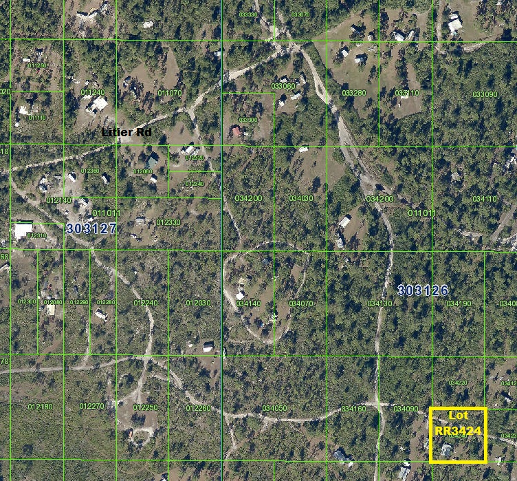 River Ranch RRPOA Camp Lot for sale atv 4x4 hunt