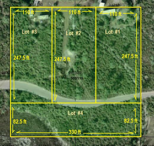 River Ranch Acres camp lot in RRPOA