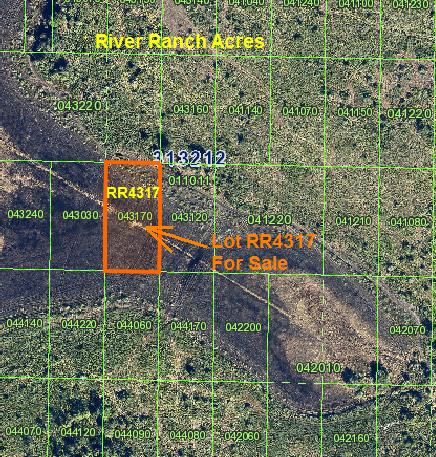 River Ranch Acres Land For Sale Lot RR 4317 RRPOA