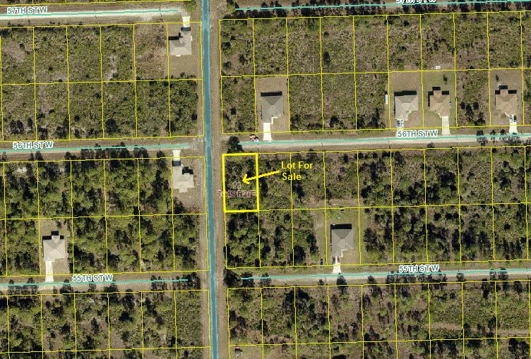 Lee County Florida Land Buildable Lot