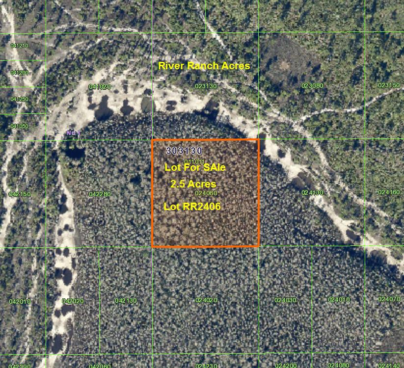 River Ranch Acres Florida Recreational Property Land For Sale