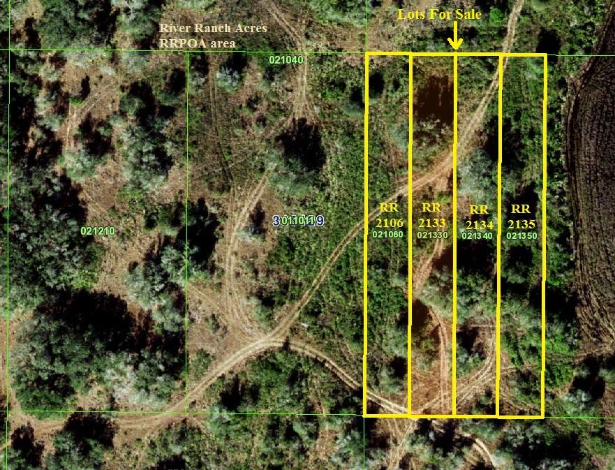 River Ranch Acres Florida Recreational Land For Sale