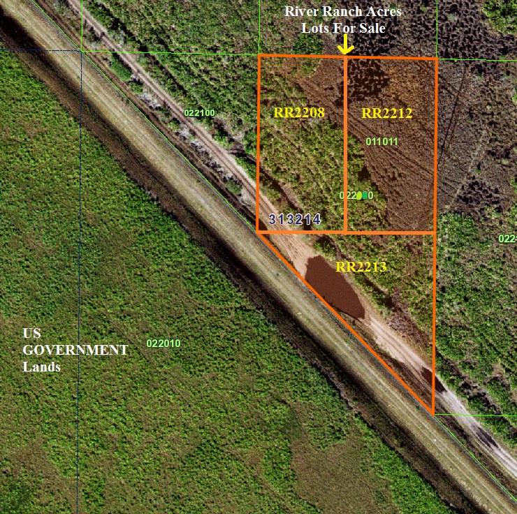 River Ranch Acres Florida Recreational Land Lots RRPOA for sale