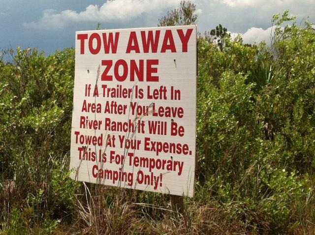 River Ranch Temp Camping